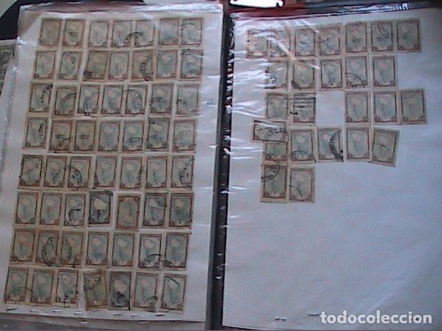 Sellos: LOTE DE MAS DE 700 SELLOS ANTIGUOS DE LA REPÚBLICA ARGENTINA. - Foto 8 - 131096392