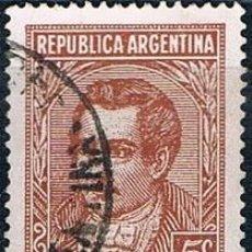 Sellos: SELLO USADO ARGENTINA 1938 YVES 368 VER . Lote 144407138