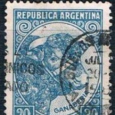 Sellos: SELLO USADO ARGENTINA 1939 YVES 397 VER. Lote 144407310