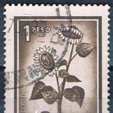 Sellos: SELLO USADO ARGENTINA 1961 YVES 604A VER. Lote 144408354