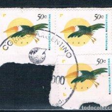 Sellos: FRAGMENTO ARGENTINA 1995 YVES 1880 VER. Lote 144409150