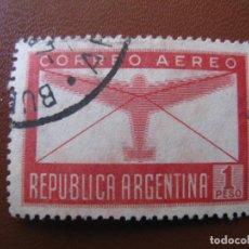 Sellos: ARGENTINA, 1942* CORREO AEREO. Lote 146378366
