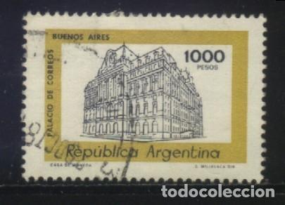 S-2372- REPUBLICA ARGENTINA. (Sellos - Extranjero - América - Argentina)