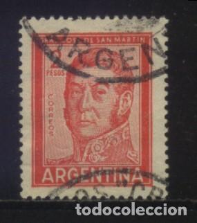 S-2572- REPUBLICA ARGENTINA. (Sellos - Extranjero - América - Argentina)