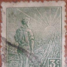 Sellos - Sello Republica Argentina 3 centavos 1910-20 - 160367504