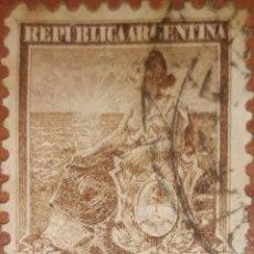 Sellos: SELLO REPUBLICA ARGENTINA 1/2 CENTAVO 1899. Lote 160377450