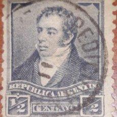 Sellos - Sello Republica Argentina 1/2 centavos - 160378404