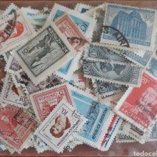 Sellos: LOTE 100 SELLOS REPUBLICA ARGENTINA. Lote 160845958