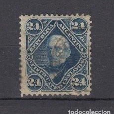 Sellos: ARGENTINA.1877-87. YVERT 39. USADO. Lote 162107466