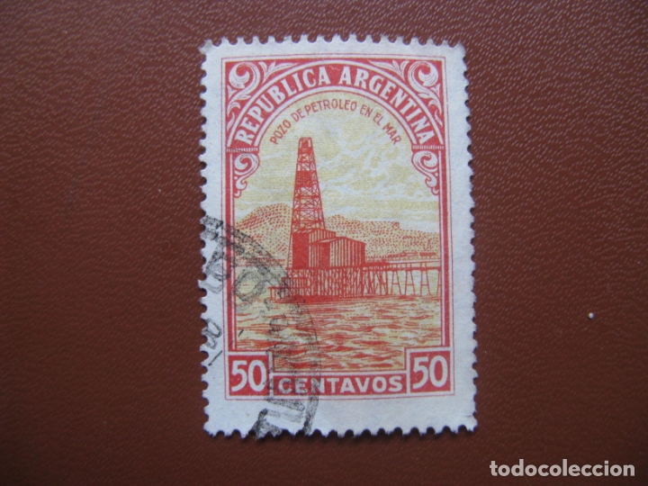ARGENTINA, 1935** YVERT 379 (Sellos - Extranjero - América - Argentina)