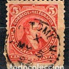 Sellos: ARGENTINA, 72, PERSONAJES, USADO (AÑO 1888). Lote 175702590