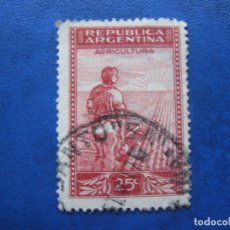 Sellos: ARGENTINA 1935, YVERT 376. Lote 177604037