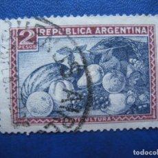 Sellos: ARGENTINA 1935, YVERT 381. Lote 177605148