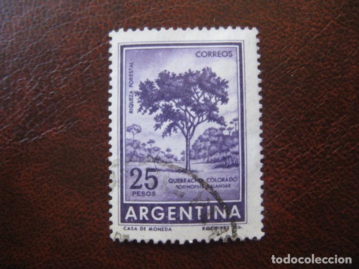 ARGENTINA 1959, YVERT 606B (Sellos - Extranjero - América - Argentina)