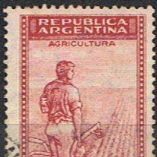 Sellos: ARGENTINA // YVERT 376 // 1935. Lote 183492197