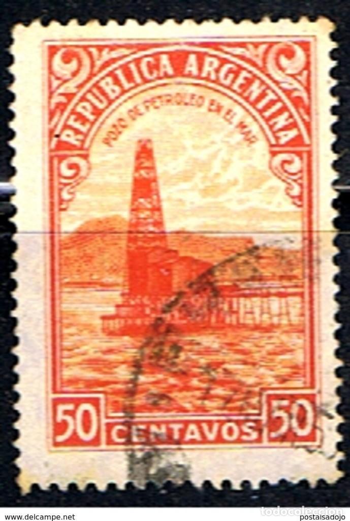 SELLO ARGENTINA // YVERT 379 // 1935 (Sellos - Extranjero - América - Argentina)