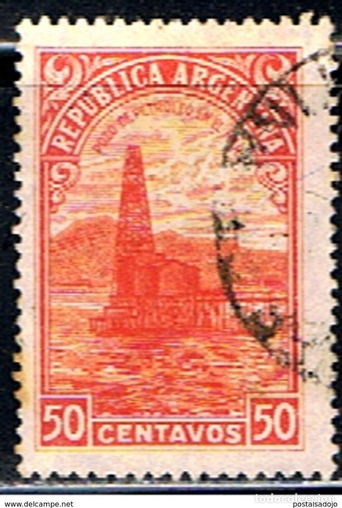 SELLO ARGENTINA // YVERT 379 A) // 1935 (Sellos - Extranjero - América - Argentina)