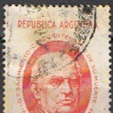 Sellos: ARGENTINA // YVERT 388 // 1938. Lote 183576791