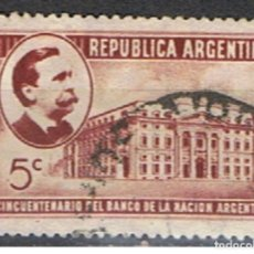Sellos: ARGENTINA // YVERT 414 // 1941. Lote 183693095