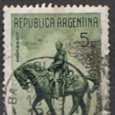 Sellos: ARGENTINA // YVERT 415 // 1941. Lote 183693223