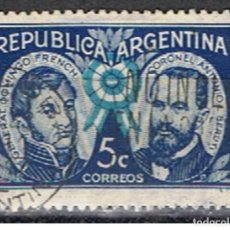 Sellos: ARGENTINA // YVERT 416 // 1941. Lote 183693371