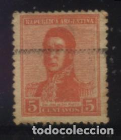 S-4680- REPÚBLICA ARGENTINA. (Sellos - Extranjero - América - Argentina)