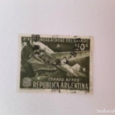 Sellos: ARGENTINA SELLO USADO CORREO AÉREO. Lote 191056358