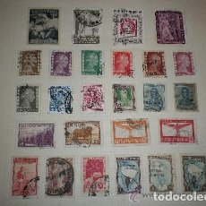 Sellos: ARGENTINA - LOTE DE 26 SELLOS. Lote 193737480