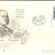 Sellos: FDC 1956. Lote 193802926
