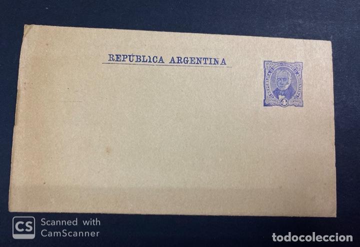 SOBRE CON SELLO. ARGENTINA. 4 CENTAVOS. (Sellos - Extranjero - América - Argentina)