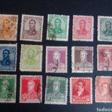 Sellos: LOTE DE SELLOS DE LA REPÚBLICA ARGENTINA.. Lote 197812035