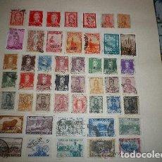 Sellos: ARGENTINA - LOTE DE 48 SELLOS USADOS. Lote 200156526
