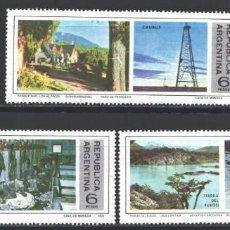 Francobolli: ARGENTINA, 1975 YVERT Nº 1035 / 1037 /**/, PROVINCIAS ARGENTINAS. Lote 207550593