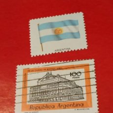 Sellos: ARGENTINA A2. Lote 211899775