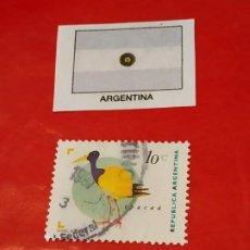 Sellos: ARGENTINA B2. Lote 211903390