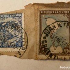 Sellos: SELLOS ARGENTINA 1953. Lote 217913611
