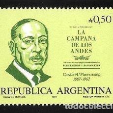 Francobolli: ARGENTINA. Lote 222559501