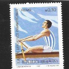 Francobolli: ARGENTINA. Lote 222585003