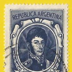 Francobolli: ARGENTINA. 1970. GENERAL JOSE DE SAN MARTIN. Lote 225010417
