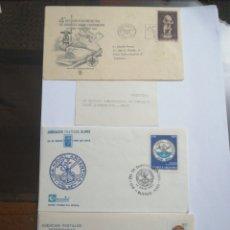 Sellos: ARGENTINA, 3 INTERESANTES SOBRES, 1949, 1983, 1994,. Lote 230437690