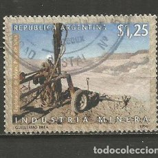 Sellos: ARGENTINA YVERT NUM. 1955 USADO. Lote 235254030