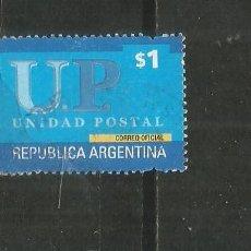 Sellos: ARGENTINA YVERT NUM. 2227D USADO. Lote 236704085