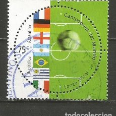 Sellos: ARGENTINA YVERT NUM. 2299 USADO. Lote 236704945