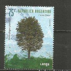 Sellos: ARGENTINA YVERT NUM. 2115 USADO. Lote 236706310