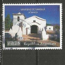 Sellos: ARGENTINA YVERT NUM. 2025 USADO. Lote 236706680