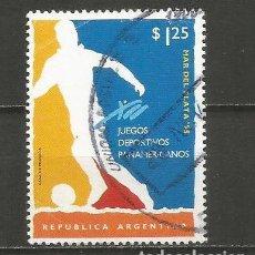 Sellos: ARGENTINA YVERT NUM. 1870 USADO. Lote 236707175