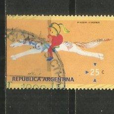 Sellos: ARGENTINA YVERT NUM. 1953A USADO. Lote 236707795