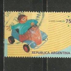 Sellos: ARGENTINA YVERT NUM. 1953G USADO. Lote 236708185
