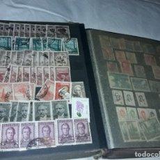 Sellos: EXTRAORDINARIA COLECCIÓN ÁLBUM DE 1500 ANTIGUOS SELLOS ARGENTINA NUEVOS Y USADOS. Lote 247631200