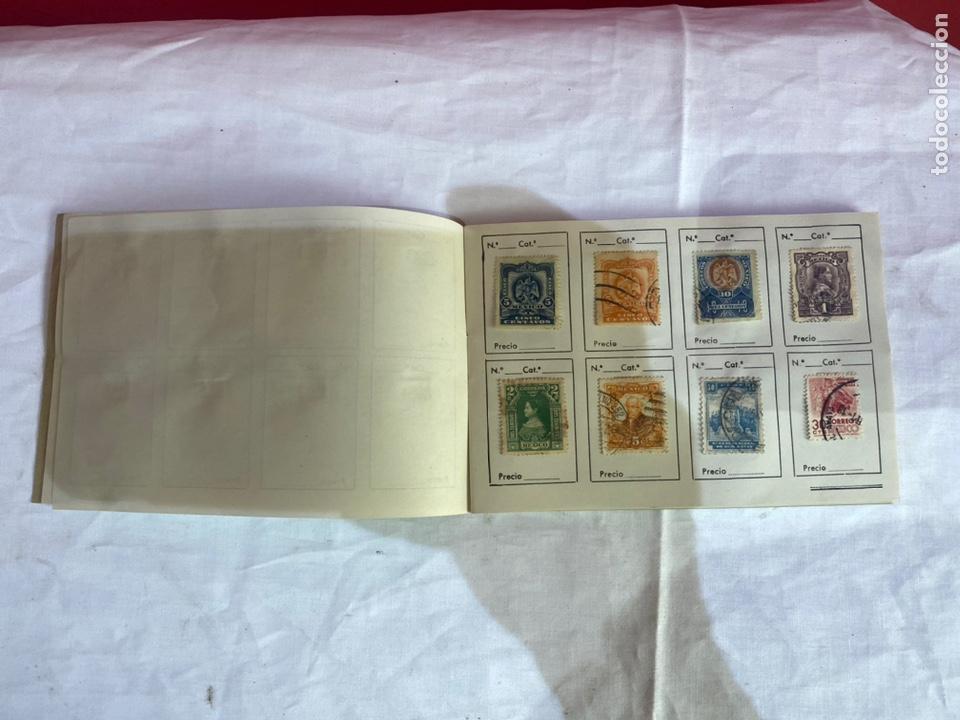 Sellos: Álbum de sellos Tepublica Argentina antiguos . Ver fotos - Foto 4 - 261795265